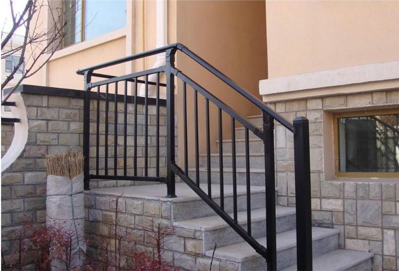 东莞楼梯锌钢栏杆