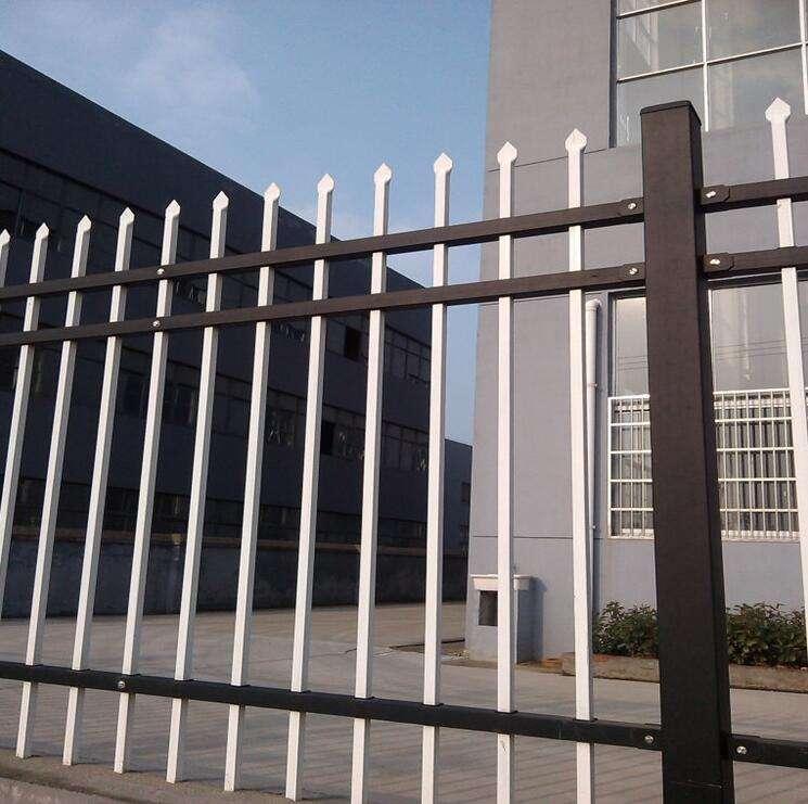 组装锌钢栅栏