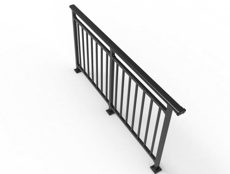 锌钢组装栏杆