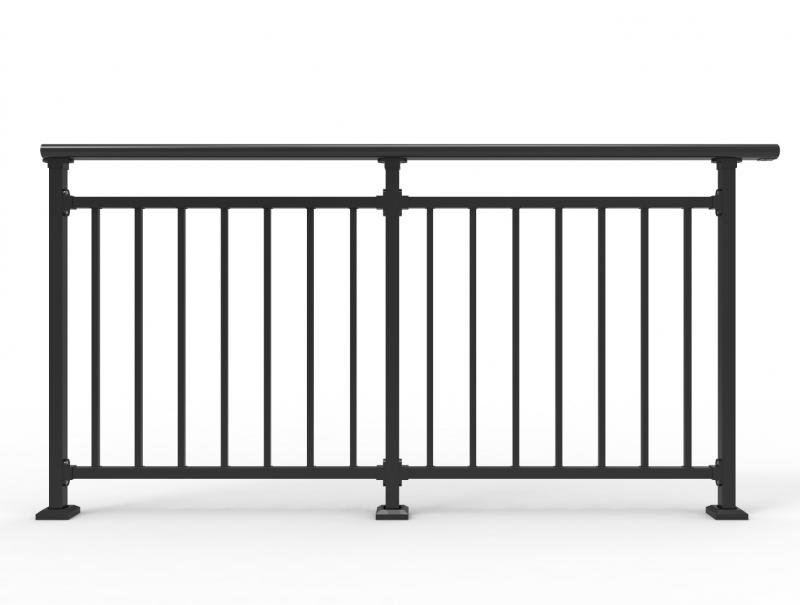 东莞组装锌钢栏杆