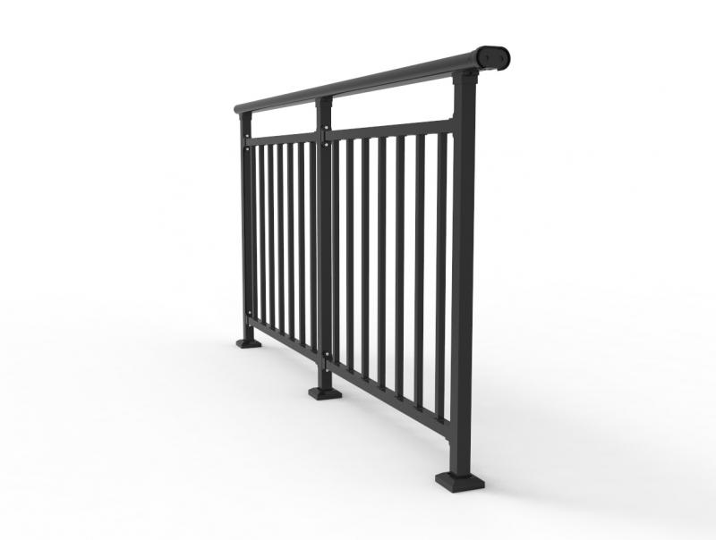 东莞锌钢阳台护栏