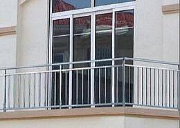 锌钢护窗栏杆