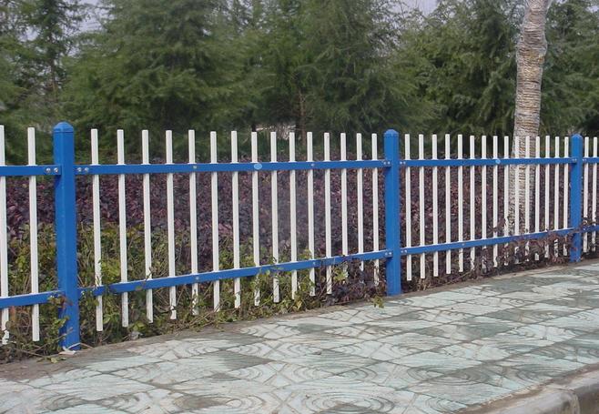 东莞锌钢围墙栏杆