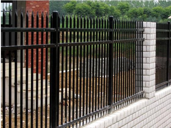 东莞锌钢围墙栅栏