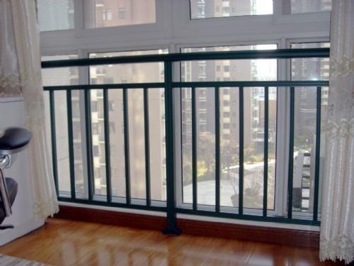 东莞锌钢飘窗护栏