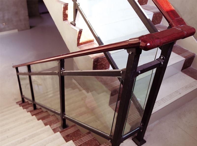 东莞锌钢楼梯扶手