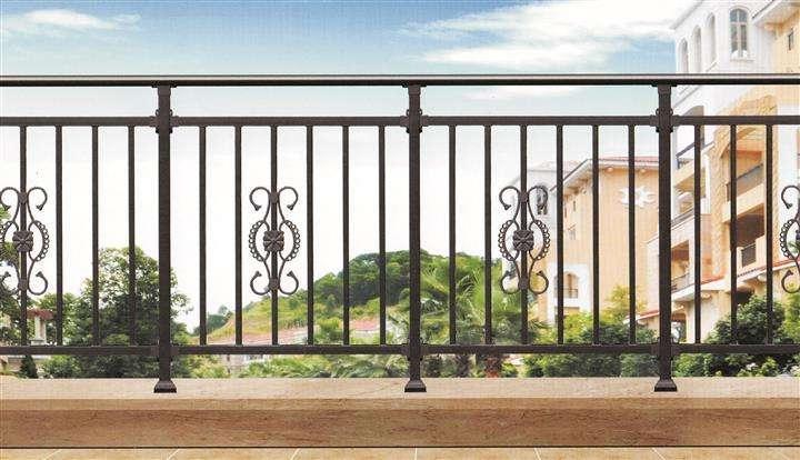 锌钢栏杆安装前、后置预埋优劣点总结